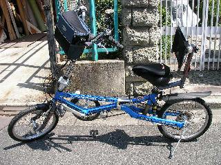 自転車全景