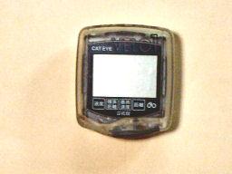 電池切れ状態のサイコン