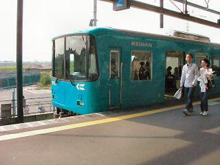 京阪電車10000系