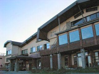 王ヶ頭ホテル全景