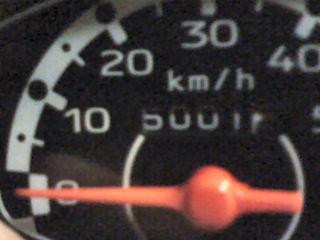 祝!5000km