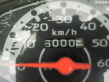 6000km達成!