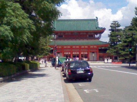 平安神宮応天門