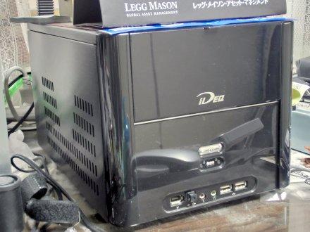 Cube PC 全体