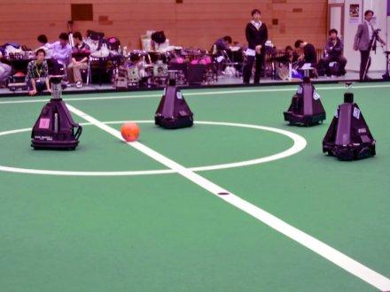 中型ロボットリーグ