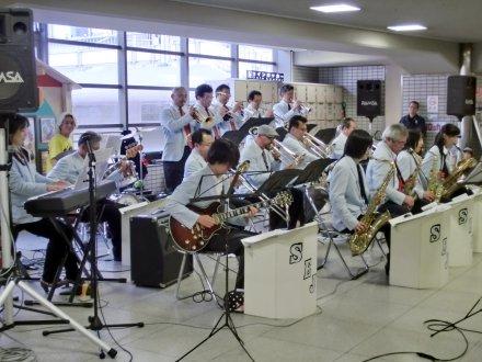 Swingin' Echo Jazz Orch