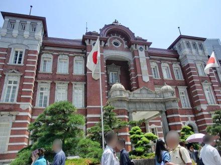東京駅 その1