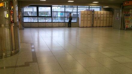 市駅2Fコンコース