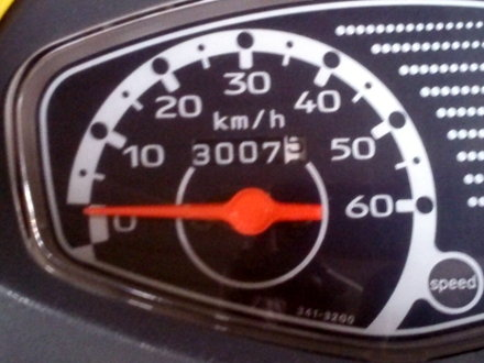 13,007km